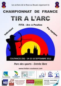 Affiche FITA Coutances