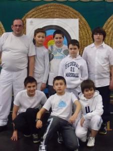 l'équipe jeune Saint Loise