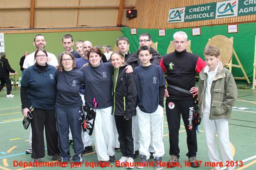 les équipes de l'ACSL