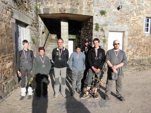 Les médaillés Saint Lois