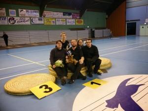 l'équipe Saint Loise