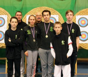 Les médaillés, Alixe, Antoine, Vincent
