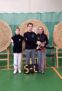 Erwan, Antoine, Alixe