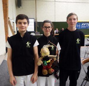 Mathieu, Louna, Vincent