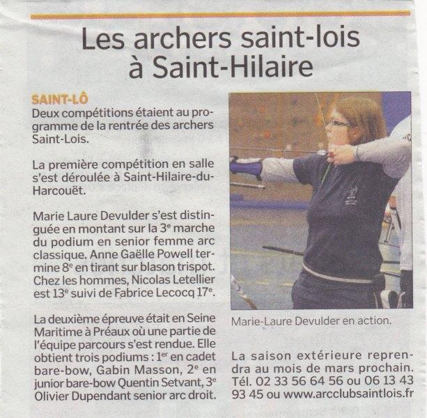 LML St Hilaire