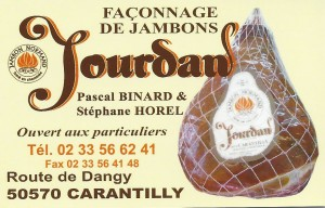 Jambon Jourdan